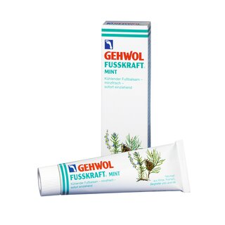 GEHWOL Fusskraft - Mint 125ml