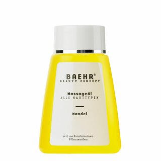 BAEHR BEAUTY CONCEPT Massageöl Mandel 100ml